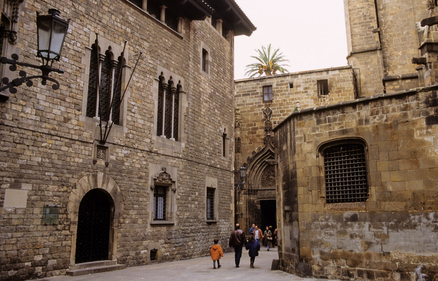 Gothic Quarter - All you need to know about living in downtown Barcelona