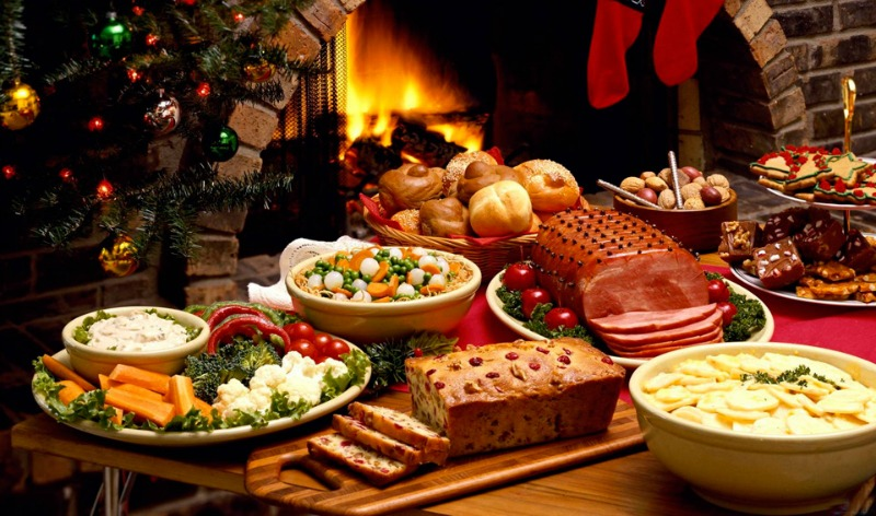 What do Barcelona citizens eat for Christmas?